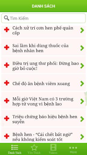 Benh Ho Hap - Phoi