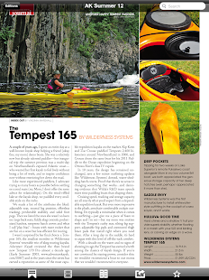 Adventure Kayak Magazine - screenshot thumbnail