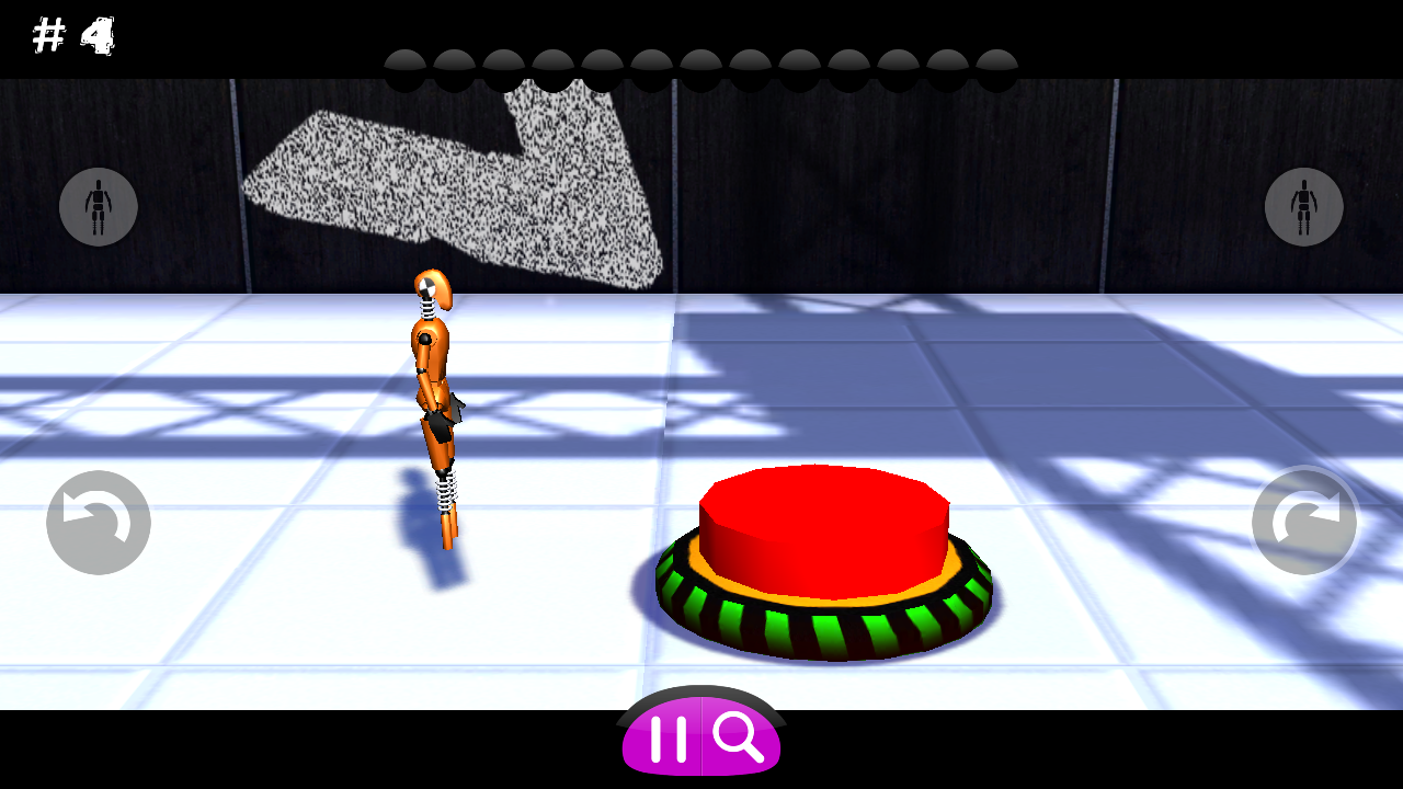 Dummy Escape Lite - screenshot