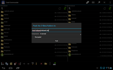 Total Commander - file manager Screenshot 2
