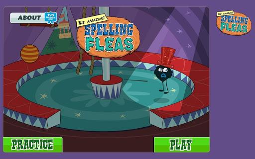 TVOKids Spelling Fleas