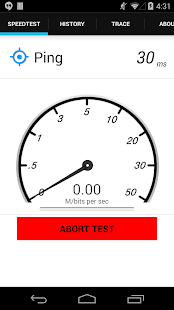 Speed Test Pro Screenshot
