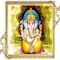 Ganesha Aarti : 3D Book icon