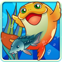 Coco the Fish! -Cute Fish Game icon