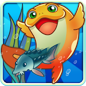 Coco the Fish! -Cute Fish Game
