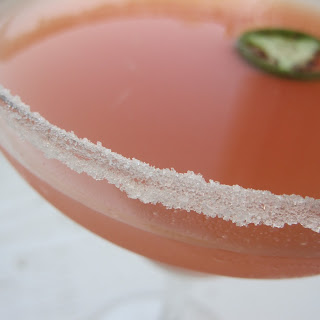 Jalapeño Guava Margarita