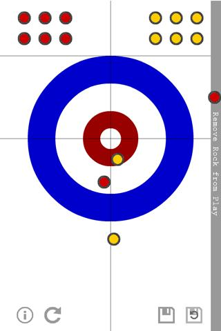 Curling Strategy Board FREE - screenshot