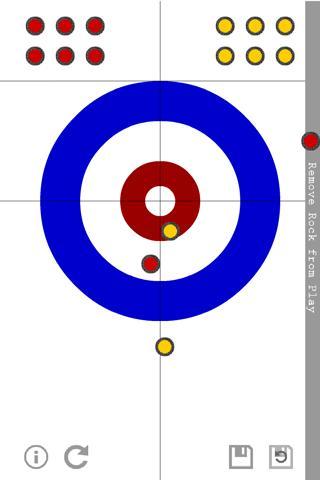 Curling Strategy Board FREE - screenshot