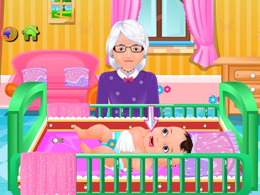 Grandmother Baby Care Feeding 6.7.4 screenshots 5