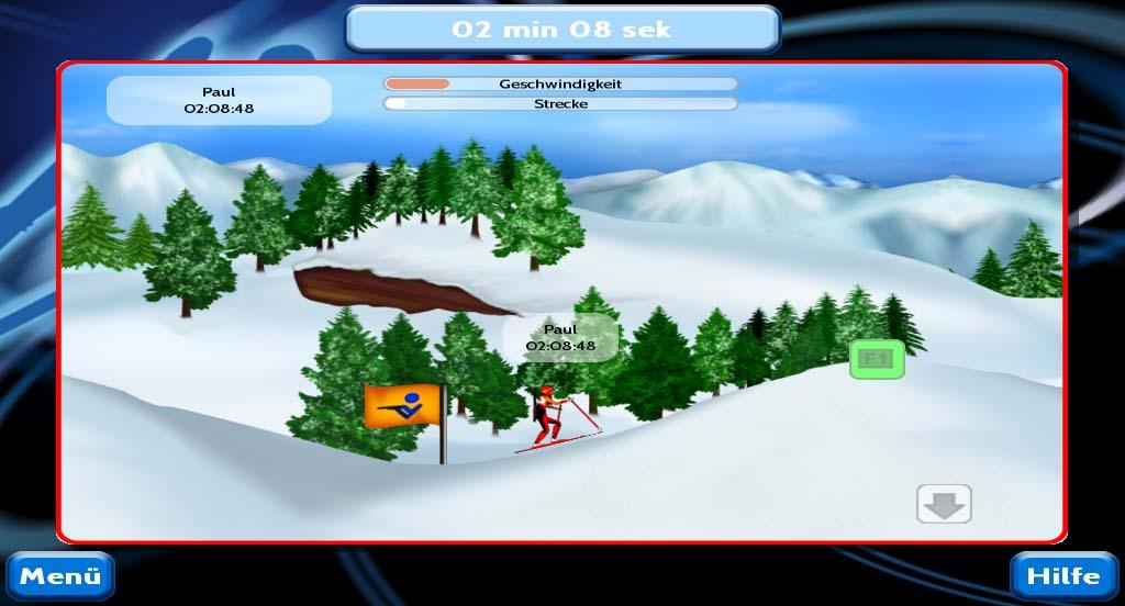 Epyx WinterGames Reloaded (D) - screenshot