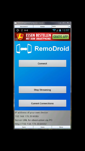 RemoDroid 0.15.4 screenshots 6
