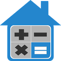 Home loan calculation icon