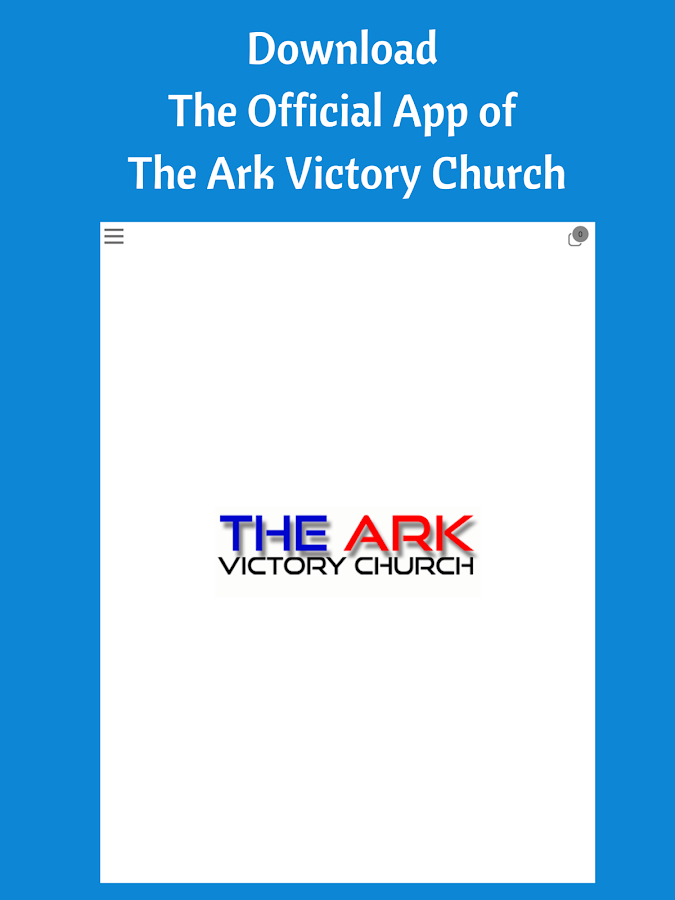 The Ark Victory Church- screenshot