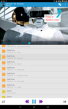 Music Folder Player (original) 5.2.1 screenshot 351925