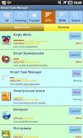 Screenshot of Smart Task Manager FREE
