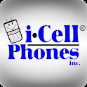 iCellPhones logo