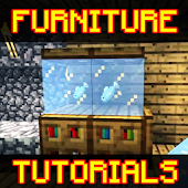 Furniture Ideas for Minecraft