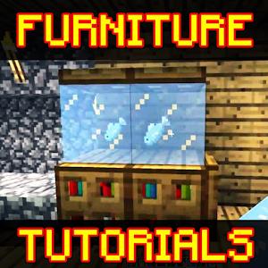 Furniture Ideas for Minecraft LOGO-APP點子