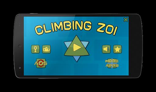 Climbing Zoi