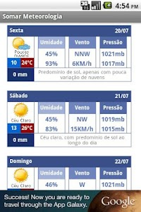 SOMAR Meteorologia screenshot 3