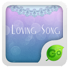 GO Keyboard Loving song theme icon
