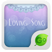 GO Keyboard Loving song theme