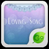 GO Keyboard Loving song theme
