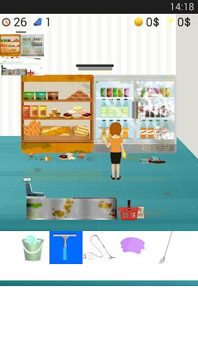 超市保洁遊戲