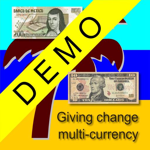 Give change (demo) LOGO-APP點子