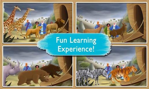 玩免費書籍APP|下載Noah's Ark: Bible Story Book app不用錢|硬是要APP