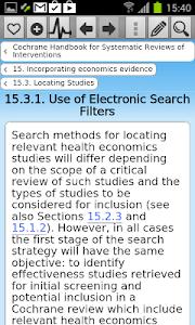 Cochrane Handbook System Rev v1.9.2