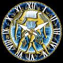 zZodiac Gemini clock! logo