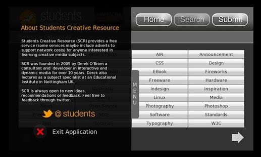 StudentsCR- screenshot thumbnail