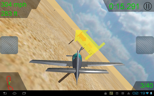 Race Pilot 3D Full - screenshot thumbnail