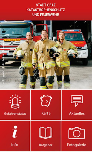 Stadt Graz Feuerwehr