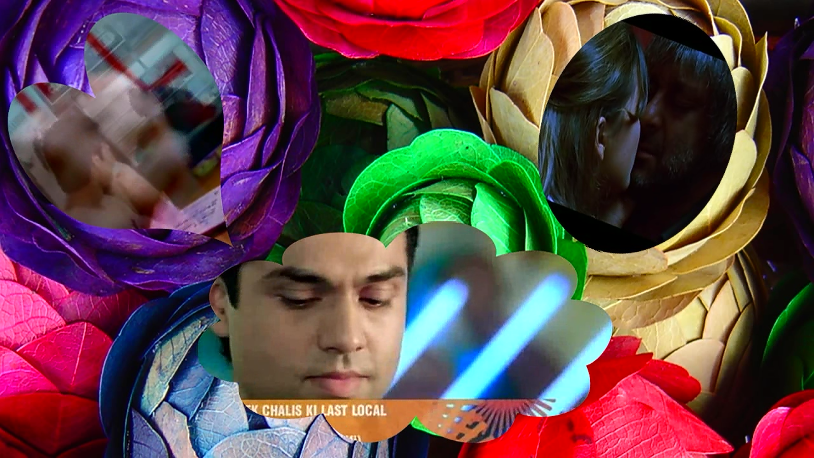 Video Collage - screenshot