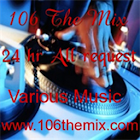 106 The Mix icon