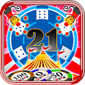 Circus Cash Card Blackjack icon