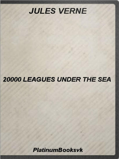 【免費書籍App】20000 Leagues Under The Sea-APP點子