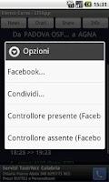 Screenshot of SITApp - FSBUSItalia