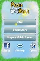 Screenshot of Push Roll