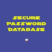 Secure Password Database Lite