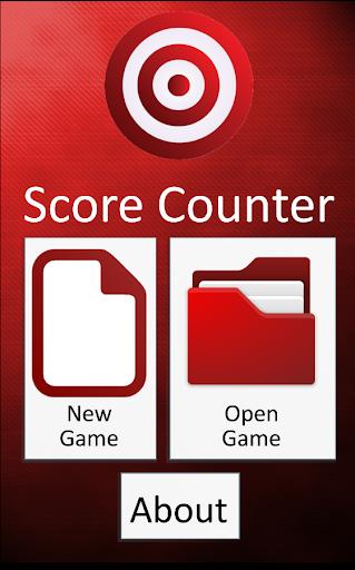 Score Counter