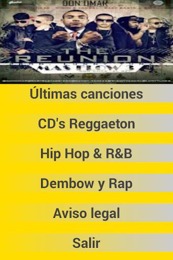 Lo último Reggaeton
