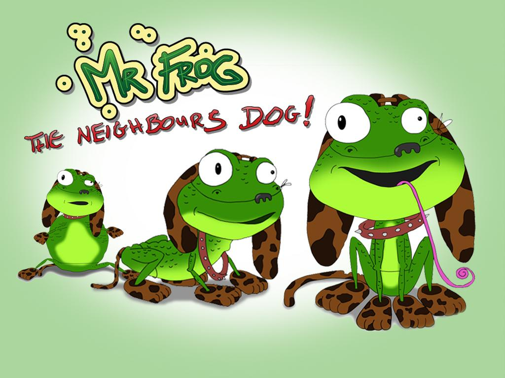 Mr Frog The Neighbours Dog- screenshot