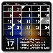 App Calendar Widget Month + Agenda APK for Windows Phone