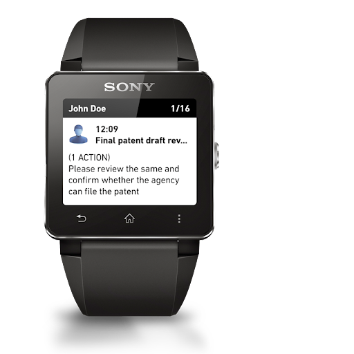 reqallable for Sony SmartWatch