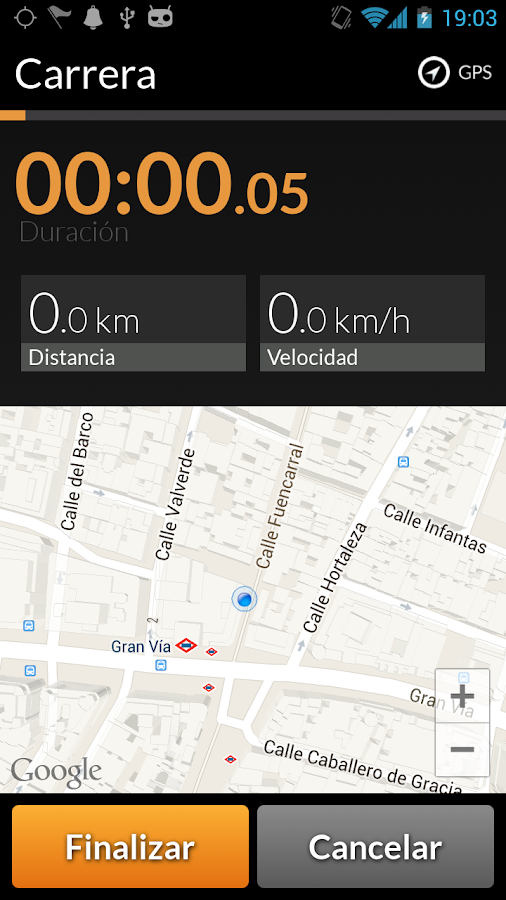 Smartaxi- screenshot