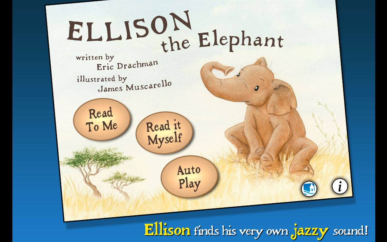 Ellison the Elephant - screenshot