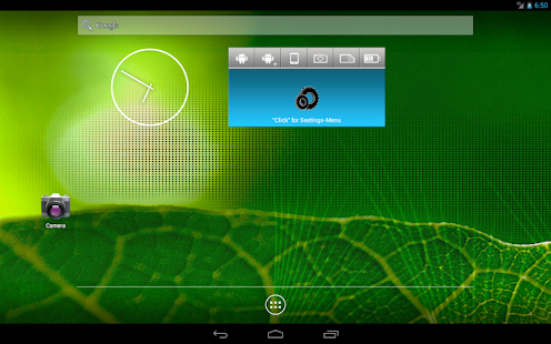 SystemInfo-Widget- screenshot thumbnail